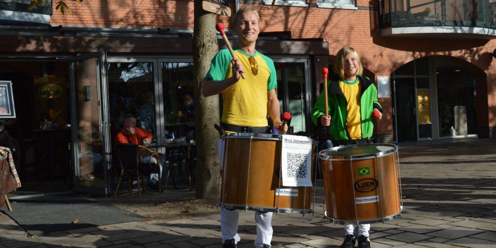 Westland samba tour 2016 Serious Request