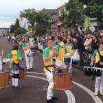 Optreden Wielerronde Honselersdijk
