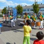 Optreden Okidoki 'Thema muziek'